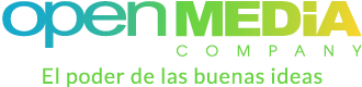 Open Media Company Logo