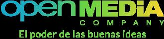 Open Media Company Logo